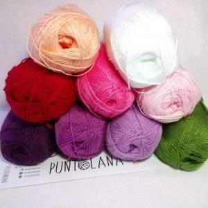 lana acrílica roma baby
