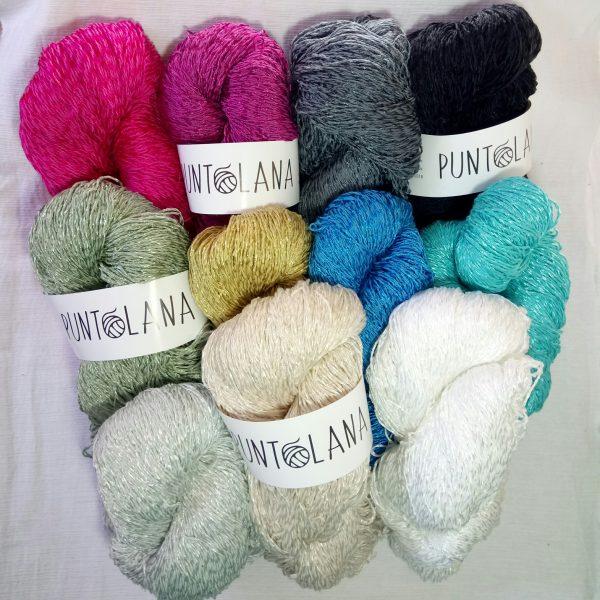 algodón con seda